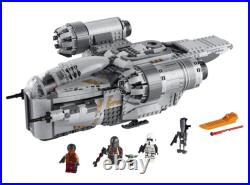 NEW Lego Star Wars The Mandalorian Razor Crest 75292 2-Day Shipping Offered