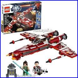 NEW Lego Star Wars The Old Republic 9497 Republic Striker-class Starfighter NEW