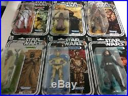 NEW STAR WARS STORMTROOPER C-3PO 40th Anniversary Wave 2 COMPLETE SET 6 FIGURES