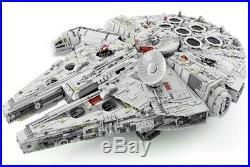 NEW Star Wars Millennium Falcon Compatible 75192 Building Blocks