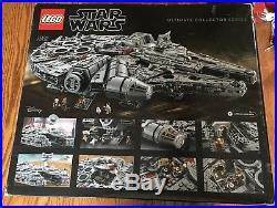 NIB LEGO Star Wars Ultimate Collector's Millennium Falcon (75192) 7541 Pcs