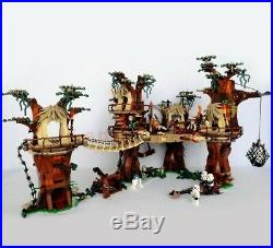 New 05047 Ewok Village Blocks 1990pcs Set Compatible 10236 Without Box