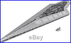 New Imperial Super Star Destroyer Compatible with Star Wars 10221 Set