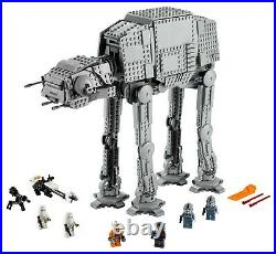 New LEGO Star Wars AT-AT 75288 Awesome Building Toy for Unlimited Creative Play
