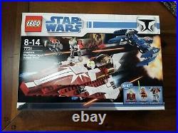 New Sealed LEGO 7751 Star Wars Ahsoka's Starfighter & Droids Set