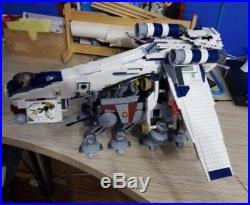 New Sealed Star Wars UCS Republic Dropship AT-OT Walker 10195 + Complete Set