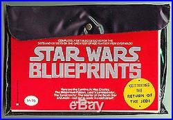 ORIGINAL CASE of 30 Sets STAR WARS BLUEPRINTS -Vintage 1980s- FULL CASE