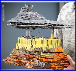 ORIGINAL STAR WARS 18916 Star Destroyer Jedha 5162pcs for Lego set US/EU 7d DHL