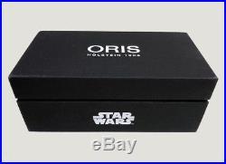 Oris Starwars Limited Edition Set 250 Prodiver Aquis Darth Vader Stormtrooper