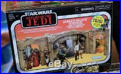 Pre Sale Star Wars The Vintage Collection JABBAS PALACE ADVENTURE SET PLAYSET
