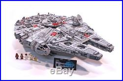 RARE Highly Collectible Lego Star Wars 10179 Millennium Falcon UCS NEW SEALED