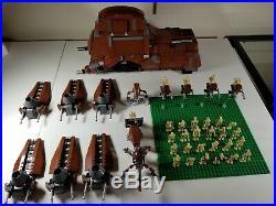 RARE LEGO Star Wars Trade Federation MTT 7662 & 10+ ADDITIONAL DROID SETS (READ)