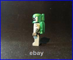 Rare Authentic Lego Boba Fett Minifig from 10123 Cloud City Set