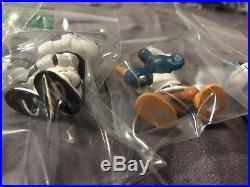 Rare Full Set Star Wars Smurf, Prototype Smurf, Promotion Smurf, Peyo Smurf