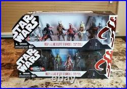 Republic Elite Forces Mandalorians Omega Squad SET STAR WARS Clone Troopers MIB