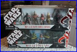 Republic Elite Forces SET BATTLE Packs STAR WARS Mandalorians Omega Squad #2