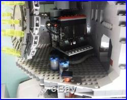 Retired LEGO Star Wars Death Star 2008 (10188) 100% Complete Set