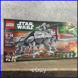 Retired Lego 75019 Star Wars Clone Wars REPUBLIC Army AT-TE WALKER Tank New