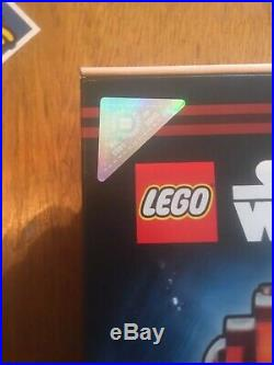 SDCC 2019 LEGO Exclusive Star Wars SITH TROOPER BUST 77901 New In Hand 1981/3000