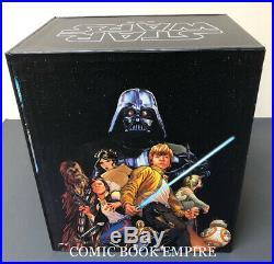 STAR WARS 12 Volume Hardcover Slipcase Box Set Marvel Disney New $350 retail