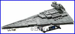 STAR WARS Imperial Star Destroyer 75252 LEGO Compatible Collectors Series