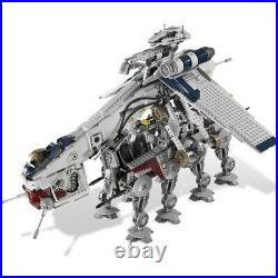 Sets Star Wars Building Blocks Republic Dropship With AT-OT Walker 05053 Kids Toys