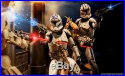 Sideshow Militaries Star Wars Echo & Fives 501st Clone Trooper Set