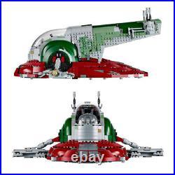 Slave I UCS 75060 Star Wars Equivalent Lego Vaisseau Spatial Rare Complet Neuf
