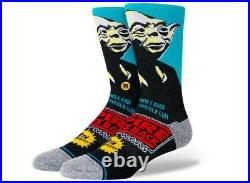 Stance x Topps Star Wars The Empire Strikes Back Ltd Collector Box 4 Sock Set
