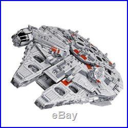 Star Wars 05033 Building Blocks Sets UCS Millennium Falcon Model Toys for Kids