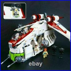 Star Wars 05041 Building Blocks Sets Republic Gunship Bricks Model Set Kids Toys