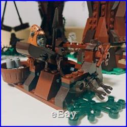 Star Wars 05047 Building Blocks Set The Ewok Village Figures Model Toys for Kids
