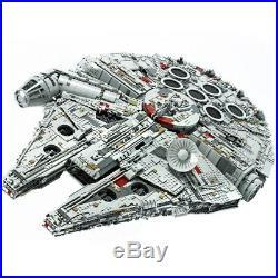 Star Wars 05132 Building Blocks Sets Large UCS Millennium Falcon Model Toys Kids