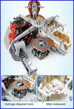 Star Wars 05151 Building Blocks Sets The Cloud City Bricks Model Toys for Kids