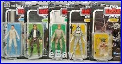 Star Wars Black Series Empire Strikes Back 40th Anniversary Wave 1 Set PREORDER