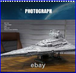 Star Wars Building Blocks Set UCS The Imperial Star Destroyer Ship Toys for Kids