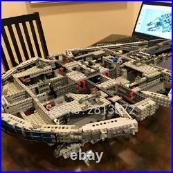 Star Wars Building Blocks Sets 05033 UCS Millennium Falcon Model Toys for Kids