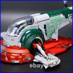 Star Wars Building Blocks Sets Slave I UCS Star Destroyer 05037 Bricks Toys Kids