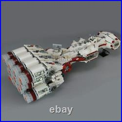 Star Wars Building Blocks Sets The Tantive IV Rebel Blockade Runner Kids DIY Toy