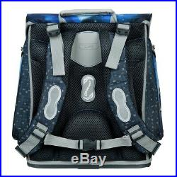 Star Wars Classic Schulranzen Set 10tlg. Sporttasche Schultüte 85cm blau NEU