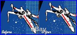 Star Wars Cockpit Side Art Arcade Cabinet Artwork Graphics Decals Full Set