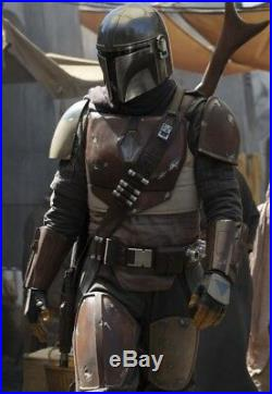 Star Wars Complete Set Of the Mandalorian Armour + Accessories