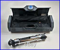 Star Wars Disney Galaxy's Edge OBI-WAN KENOBI Legacy Lightsaber + Blade Gift Set