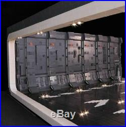 Star Wars Docking Bay 327 Hanger MOC for minifig scale UCS Falcon (Aus Seller)
