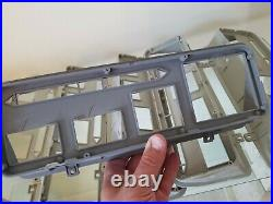 Star Wars Esb / Rotj Han Solo In Carbonite Panels Prop Complete Set Hic
