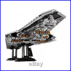 Star Wars Execytor Super Star Destroyer Legoed Blocks Educational Toys Model Kit