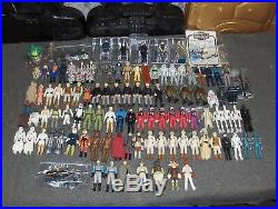 Star Wars Figures Complete Sets Of All 9 Movies