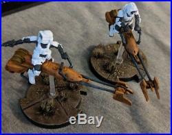 Star Wars Legion Core Set Painted Lot