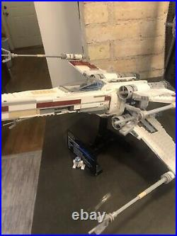 Star Wars Lego 75095 and 10240 Lot