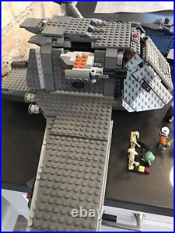 Star Wars Lego 7680 and 9515 Twilight and Malevolence Lot